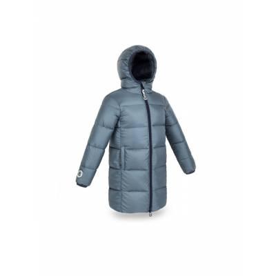 Пальто пуховое унисекс