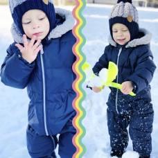 Как выбрать правильный пуховик или пуховый комбинезон ребенку
